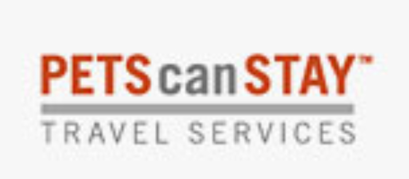 pets can stay logo
