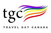 Travel Gay Canada Logo
